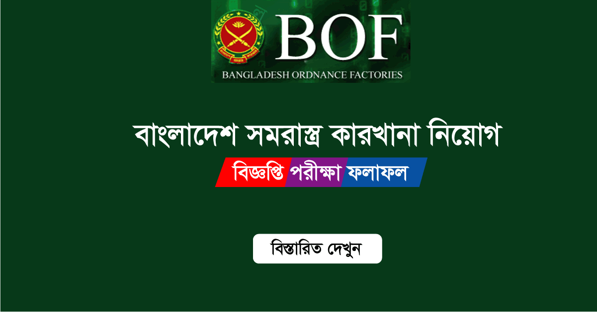 Bangladesh Ordnance Factories